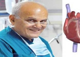 مجدى يعقوب: طريق مصر ممهد لإحداث طفرة في مجال علاج القلب