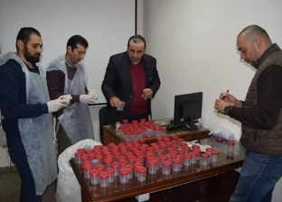 """إجراء تحليل الكشف عن المخدرات لـ164 موظفا بـ""""تجارة الإسكندرية"""""""