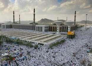 بالصور| مسجد نمرة.. شاهد على الحج منذ 1400 سنة