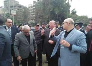 محافظ القاهرة: بدء نقل 473 أسرة من أبو السعود للأسمرات