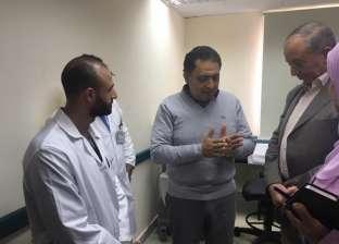 وزير الصحة: استخدام التكنولوجيا الحديثة لمتابعة المرضى بمستشفى القصير