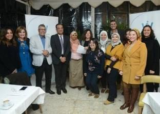 احتفال «وان إيفرا» بإطلاق برنامج «نساء في الأخبار» للعام الثاني
