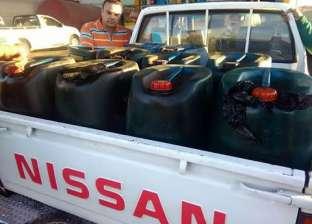 ضبط بائع مواد بترولية وبحوزته 900 لتر سولار في الإسكندرية