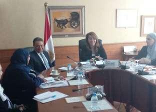 وزيرا التضامن والصحة يناقشان تنفيذ الاستراتيجية القومية للسكان 2030