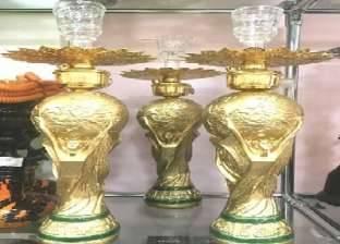 شيشة على شكل «كأس العالم»: «شجع بمزاااج»