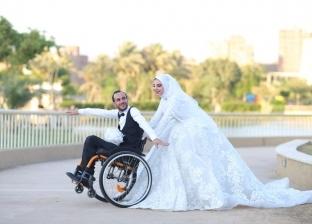 """""""أحمد"""" انفصل عن خطيبته 3 سنوات ورجعلها على كرسي متحرك: هي اللي شيلاني"""