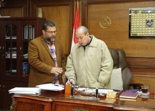 محافظ كفر الشيخ يعلن توصيل الغاز الطبيعى لـ3 مدن