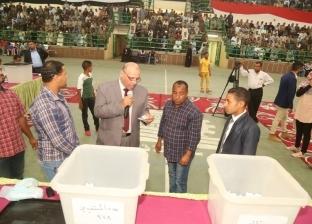 الحكومة: 96% من أهالى «مراشدة قنا» تسلموا أراضى «مبادرة السيسى»
