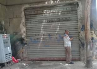 حملة لإزالة الإشغالات في البساتين بالتعاون مع شرطة المرافق