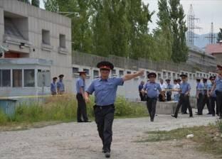 بالصور  3 جرحى في هجوم انتحاري على السفارة الصينية في قرغيزستان