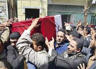 «حقوق الإنسان الدولى» يعتمد رؤية مصر لاقتلاع جذور الإرهاب.. و5 محافظات تشيع الشهداء