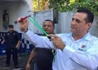 في المكسيك.. قسم شرطة يسلح أفراده بالحجارة عوضا عن الأسلحة النارية