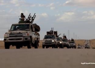 """عاجل.. """"هجوم شامل"""" من الجيش الليبي على الميلشيات الإرهابية في مصراته"""