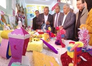 رئيس رأس سدر يشهد حفل ختام الأنشطة الطلابية بالمنطقة الأزهرية
