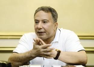"""بعد انسحاب قرطام من """"في حب مصر"""".. """"المحافظين"""" يكلفه بـ""""احتواء الأزمة"""""""