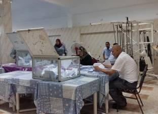 بدء أعمال فرز الأصوات في الانتخابات النقابية بلجنة الشباب ببورسعيد