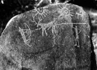 العثور على صخرة أثرية في الهند بها أقدم توثيق لظاهرة كونية