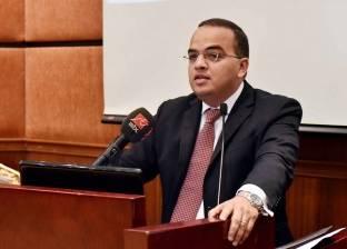 """رئيس """"هيئة الاستثمار"""" يزور المنطقة الحرة الإعلامية"""