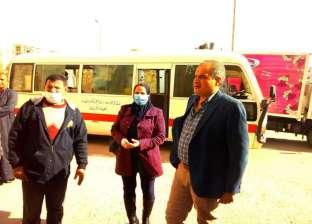 حملات لحث المواطنين على التطعيم في حملة «شلل الأطفال» بالبحر الأحمر