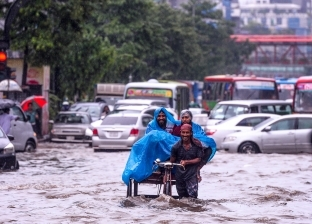 موجة جديدة من الأمطار الموسمية الغزيرة تضرب جنوبي باكستان