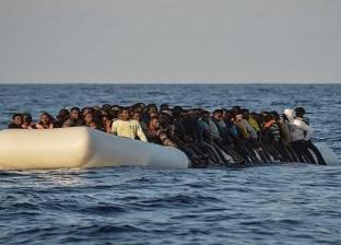 """""""البحرية الليبية"""": إنقاذ 100 مهاجر غير شرعي شمال غربي العاصمة """"طرابلس"""""""