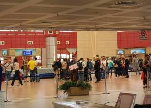 وصول أول رحلة طيران من أوزباكستان إلى مطار شرم الشيخ