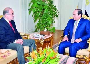 """مجلس الوزراء يطالب بدعم الحكومة الإندونيسية لترشح """"خطاب"""" لـ""""اليونسكو"""""""