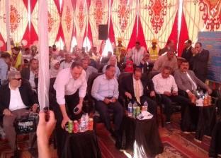 وزير الإسكان يضع حجر أساس مدينة المنصورة الجديدة