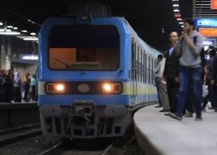 """""""مترو الأنفاق"""" عن انتحار عجوز تحت عجلاته: """"لسه متأكدناش"""""""