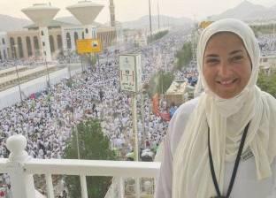 دنيا سمير غانم من مكة: «أنا دعيتلكم زي ما بتدعولي»
