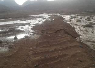 محافظ الأقصر يوجه باتخاذ الإجراءات اللازمة لمواجهة السيول