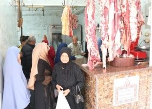 """""""مستقبل وطن"""" بالسويس ينظم مبادرة لتخفيض أسعار اللحوم إلى 100 جنيه"""