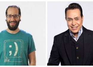 24 ساعة فن| حكيم يتعاون مع حسن الشافعي.. وأحمد أمين على dmc قريبًا