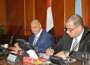 محافظ القاهرة يعقد اجتماعا لبحث تسعير أجرة السيرفس والنقل العام