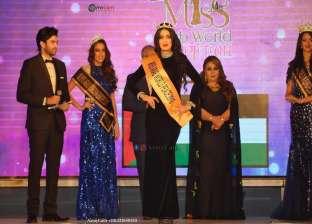 ملكة جمال العرب 2017 تبدأ نشاطها الفني في مصر