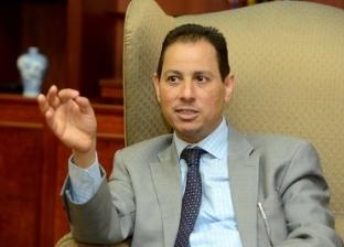 محمد عمران: الرقابة المالية أكثر هيئة قدمت مشروعات قوانين آخر 5 سنوات