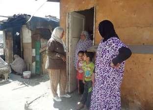 """""""قومي المرأة"""" ببورسعيد ينظم حملات توعية للسيدات لمواجهة الشائعات"""