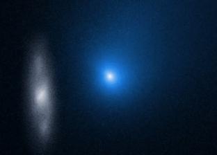 """""""ناسا"""" تنشر صورة لجسم فضائي دخل المجموعة الشمسية"""