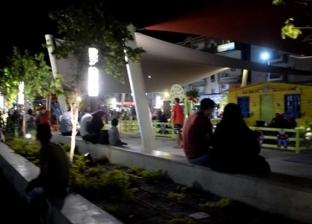 حفلات فنية بالمجان في ممشى النصر بالغردقة احتفالا بعيد الأضحى