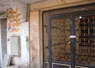 محافظة القاهرة: إزالة العقار المائل والكشف على الأبراج المجاورة
