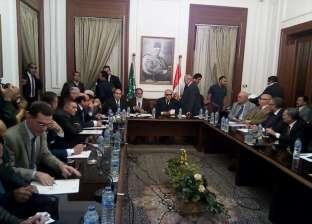 """""""أبو شقة"""" يعلن أسماء الفائزين بعضوية المكتب التنفيذي لحزب الوفد"""