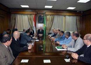 محافظ القليوبية: 140 مليون جنيه لتطوير محطة مترو شبرا الخيمة