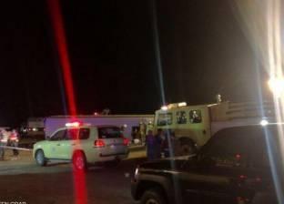 6 وفيات وعشرات الإصابات في انقلاب حافلة معتمرين بالأردن