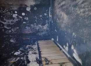 السيطرة على حريق بشقة سكنية في الإسكندرية دون إصابات