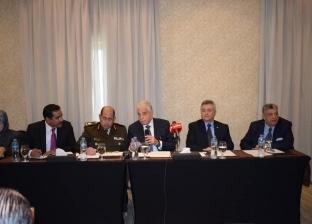 فودة يترأس الاجتماع التنسيقي لمؤتمر تطبيقات السياحة الصحية المصرية