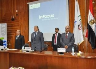 سعفان: بروتوكولات تعاون بين الجامعات لنشر ثقافة العمل والسلامة المهنية