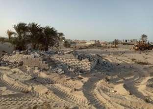 تحسن الأحوال المناخية وهدوء حدة الرياح بشمال سيناء