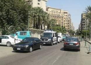 رئيس حي السيدة زينب يتفقد الشوارع الرئيسية والمرافق العامة