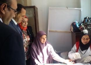"""رئيس جامعة دمنهور يشارك في مبادرة السيسي للقضاء على فيرس """"سي"""""""
