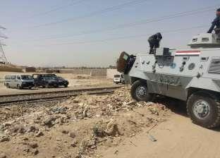 مديرية أمن القاهرة تنفذ 4 قرارات لإزالة التعديات على اراضي الدولة